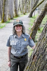 Susan Sachs, Great Smoky Mountains National Park education branch chief, recently received the Public Lands Alliance Agency Leadership Award for cultivating and leading partnerships.
