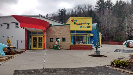 The Discovery Center in Binghamton.