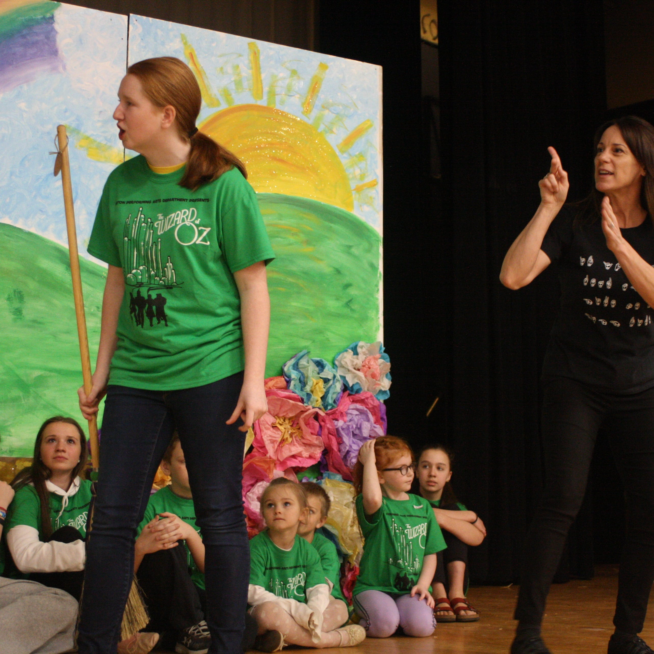'The Wizard of Oz' at Seton to be interpreted in ASL for new Theatre for the Deaf program