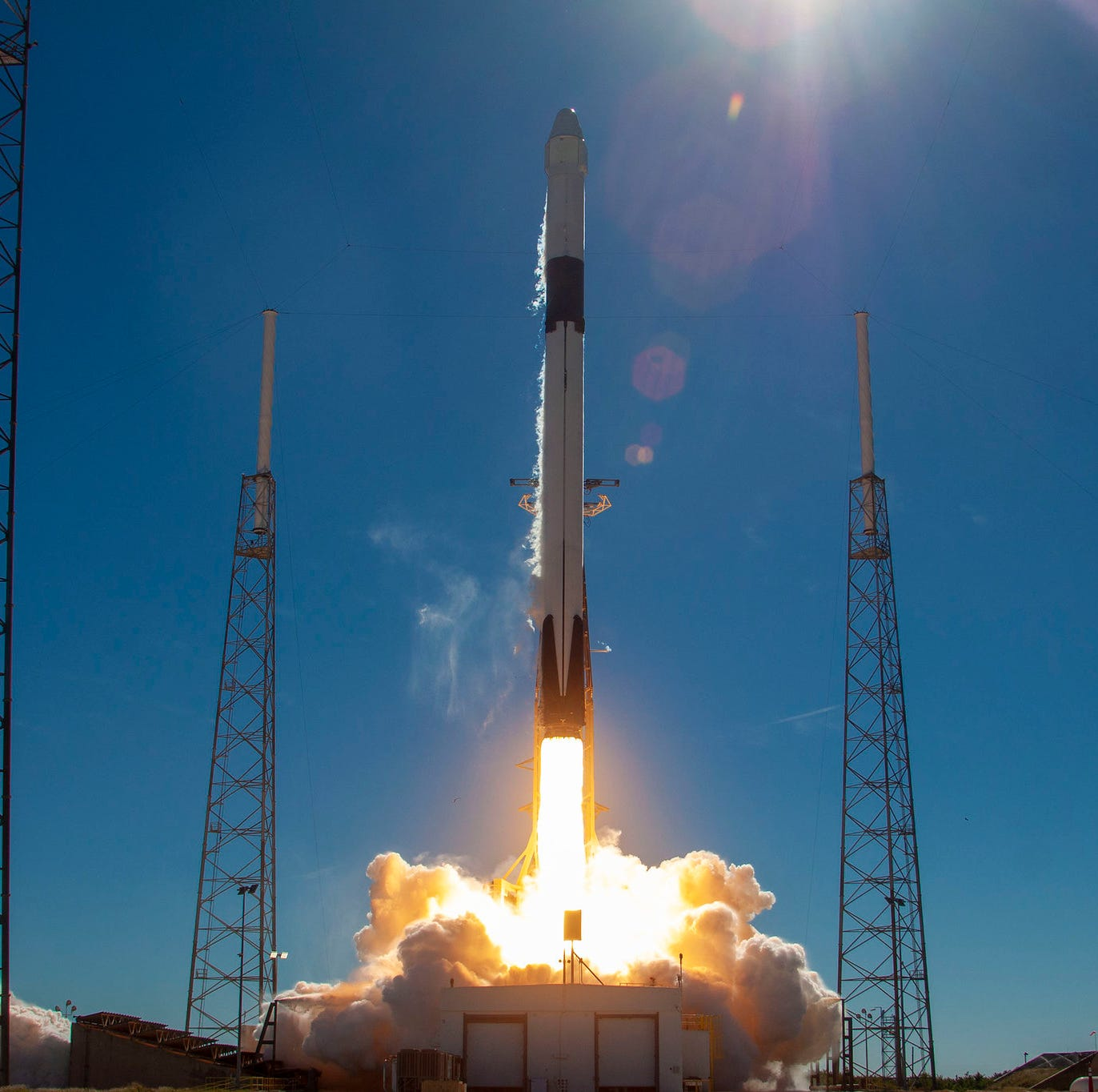 NASA: Next SpaceX launch of ISS cargo still scheduled for next week
