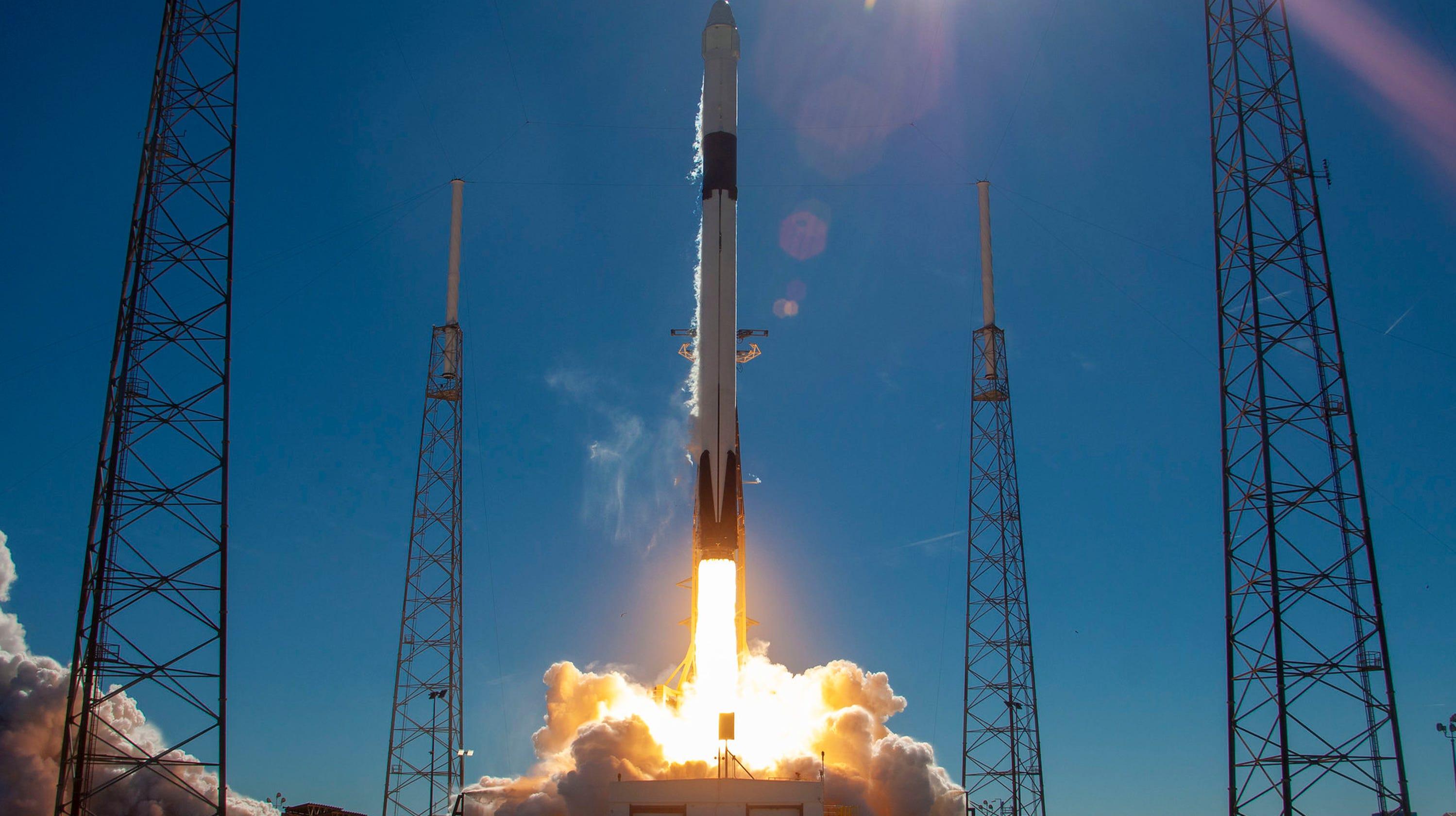Next SpaceX launch of ISS cargo still on schedule despite ...