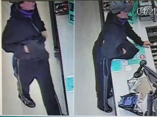 Rockledge reporter continue to search for suspected robber