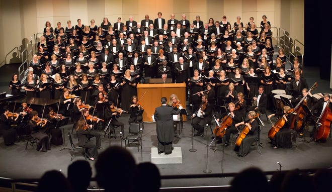Brevard Community Chorus will present the Bach B Minor Mass on May 4 at the King Center in Melbourne.