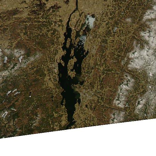 Lake Champlain shrugs off its icy winter coat — finally