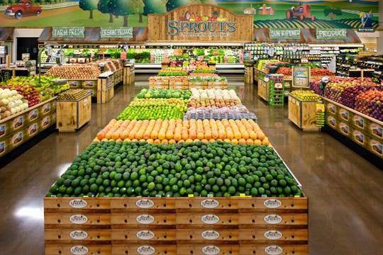 Sprouts Farmers Markets plans to open its first New Jersey store in Marlton on June 5.