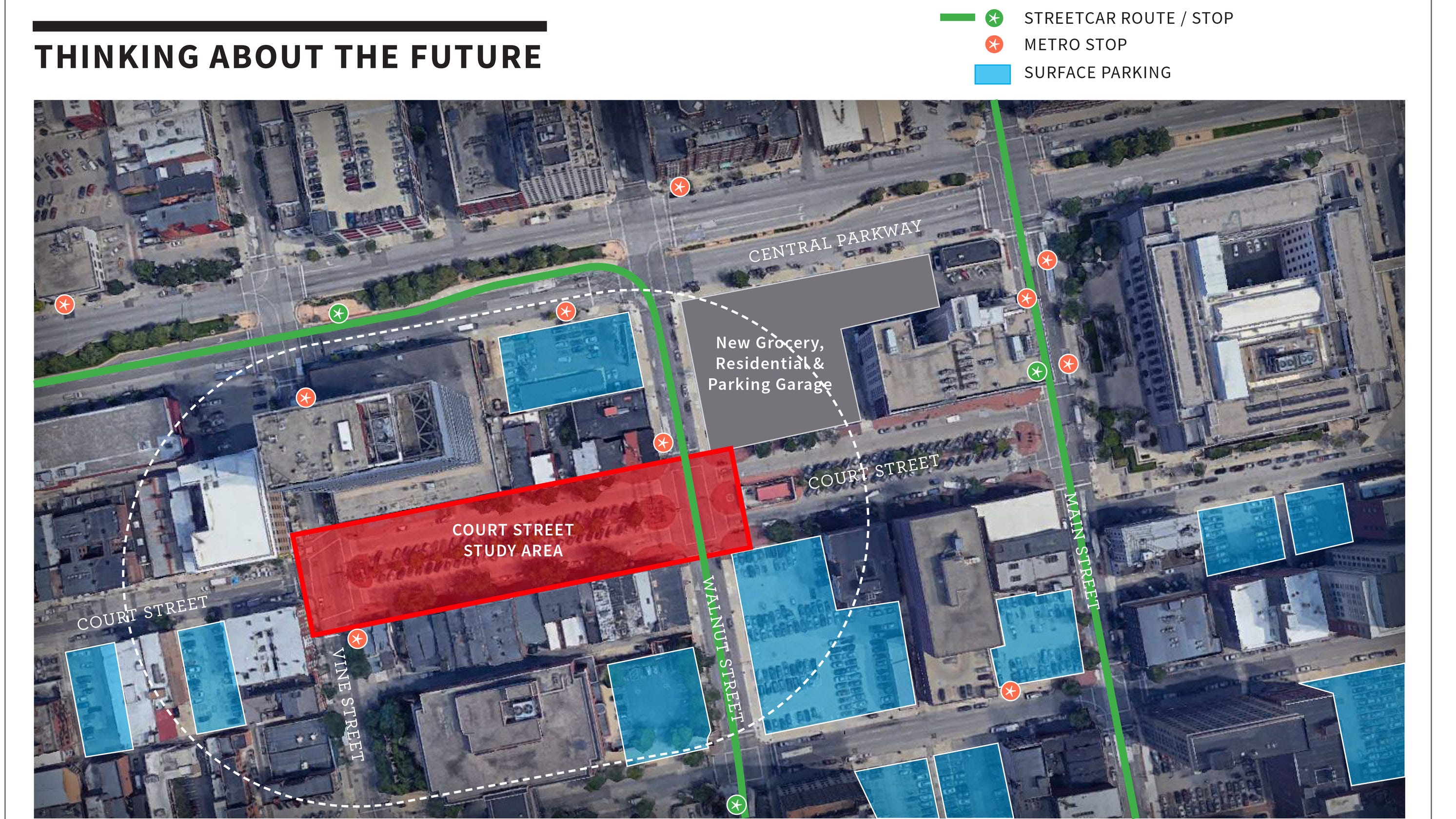 City may close off Court Street to cars near new Downtown Kroger
