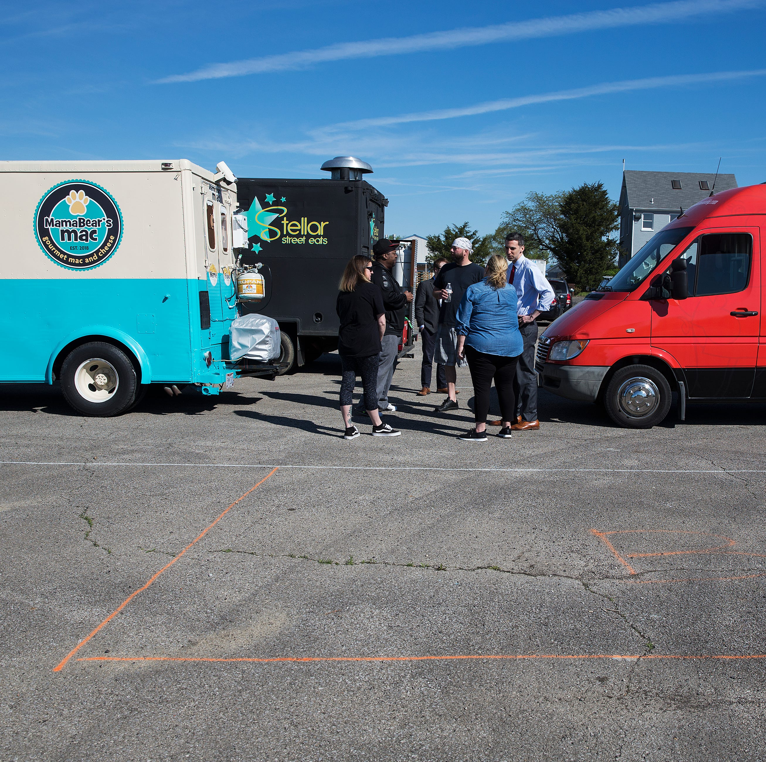 Cincinnati's new food truck park: Everything you need to know
