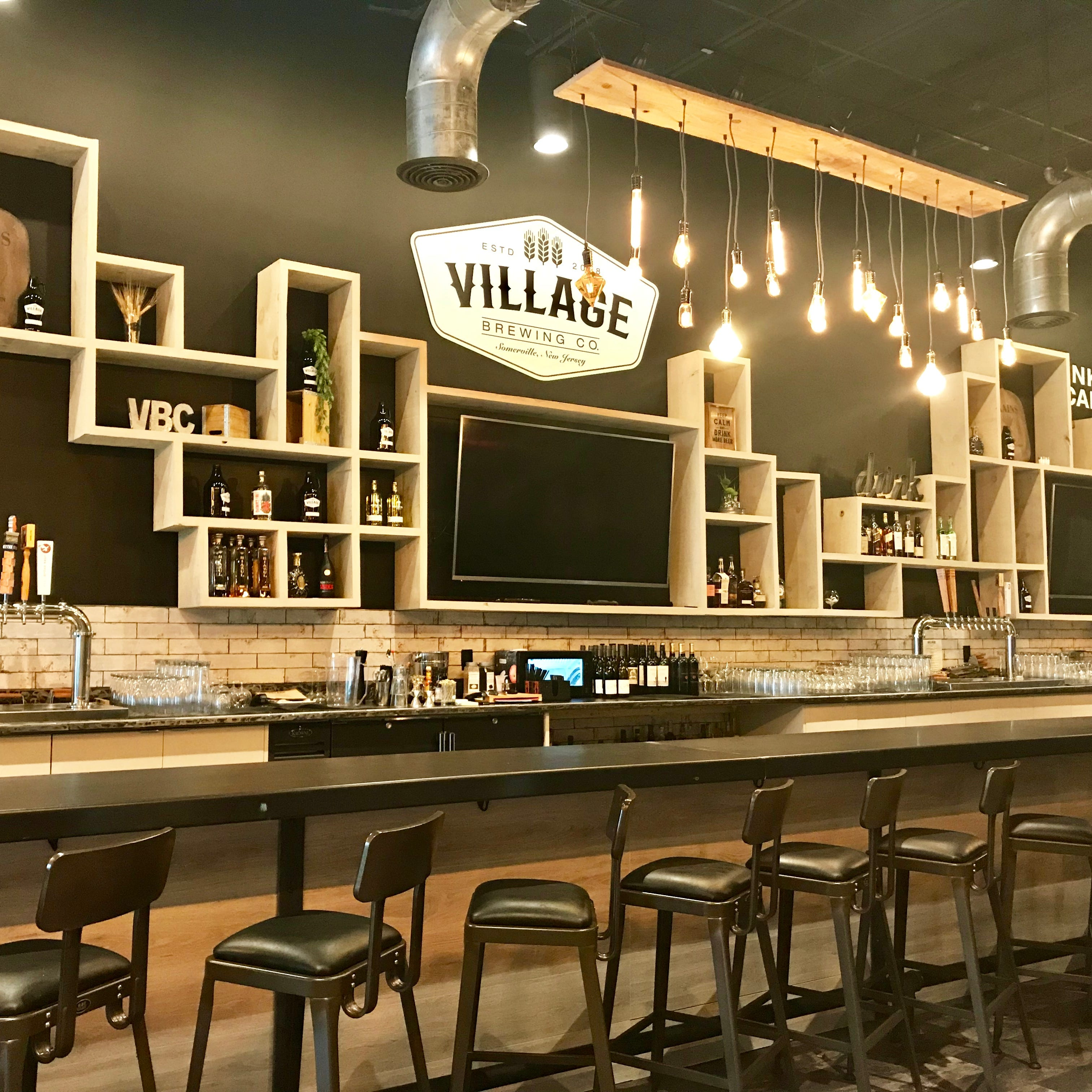 Village Brewing, Somerville's first brewery, is open