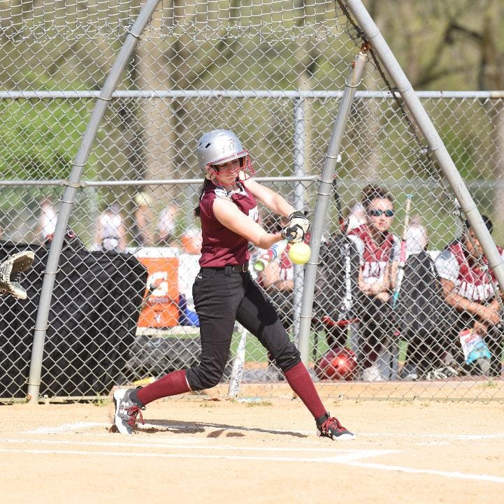 NJ SOFTBALL: Top 10 rankings and Player of the Week, though April 20