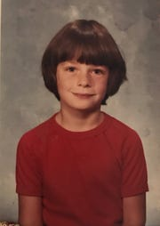Cassandra Cass in fourth grade when she was known as Casey
