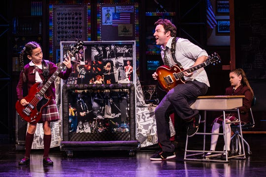 39 school of rock 39 comes to civic center april 30 may 5. Black Bedroom Furniture Sets. Home Design Ideas