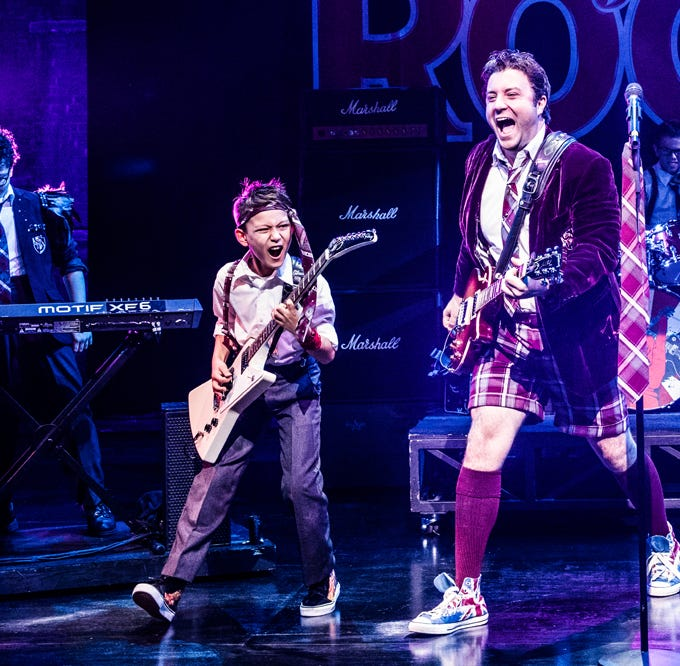 'School of Rock' comes to Civic Center April 30-May 5