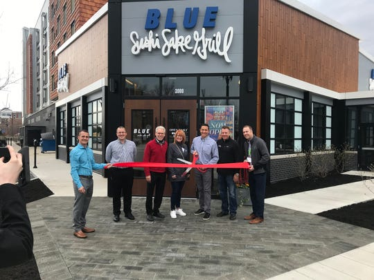 Blue Sushi Sake Grill recently opened a location in Westlake, Ohio