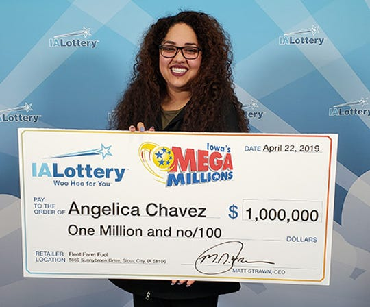 Iowa woman wins lottery based using numbers she carried in ...