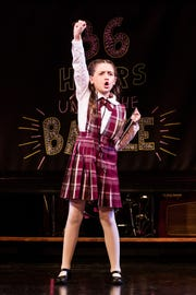 """""""School of Rock"""" comes to the Des Moines Civic Center on April 30."""