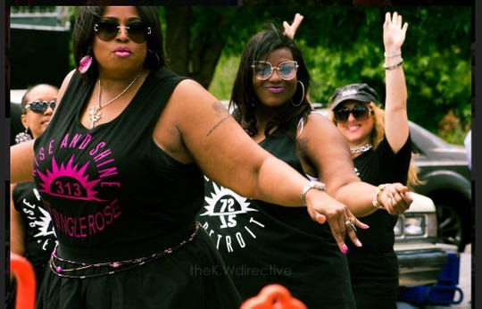 """""""PHAT Girl,"""" directed by Rosemary Wilson of Detroit, is among the short films screening at All Together Now"""