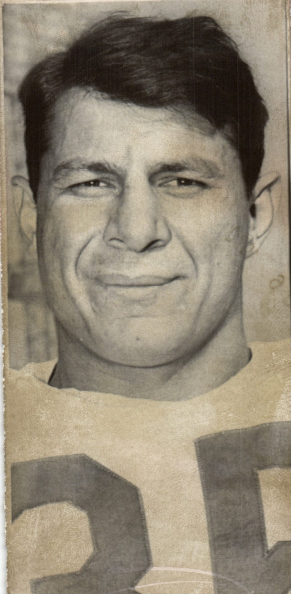 Eagles end Pete Pihos led the NFL in receptions from 1953-55, but never caught more than 63 passes in a season.