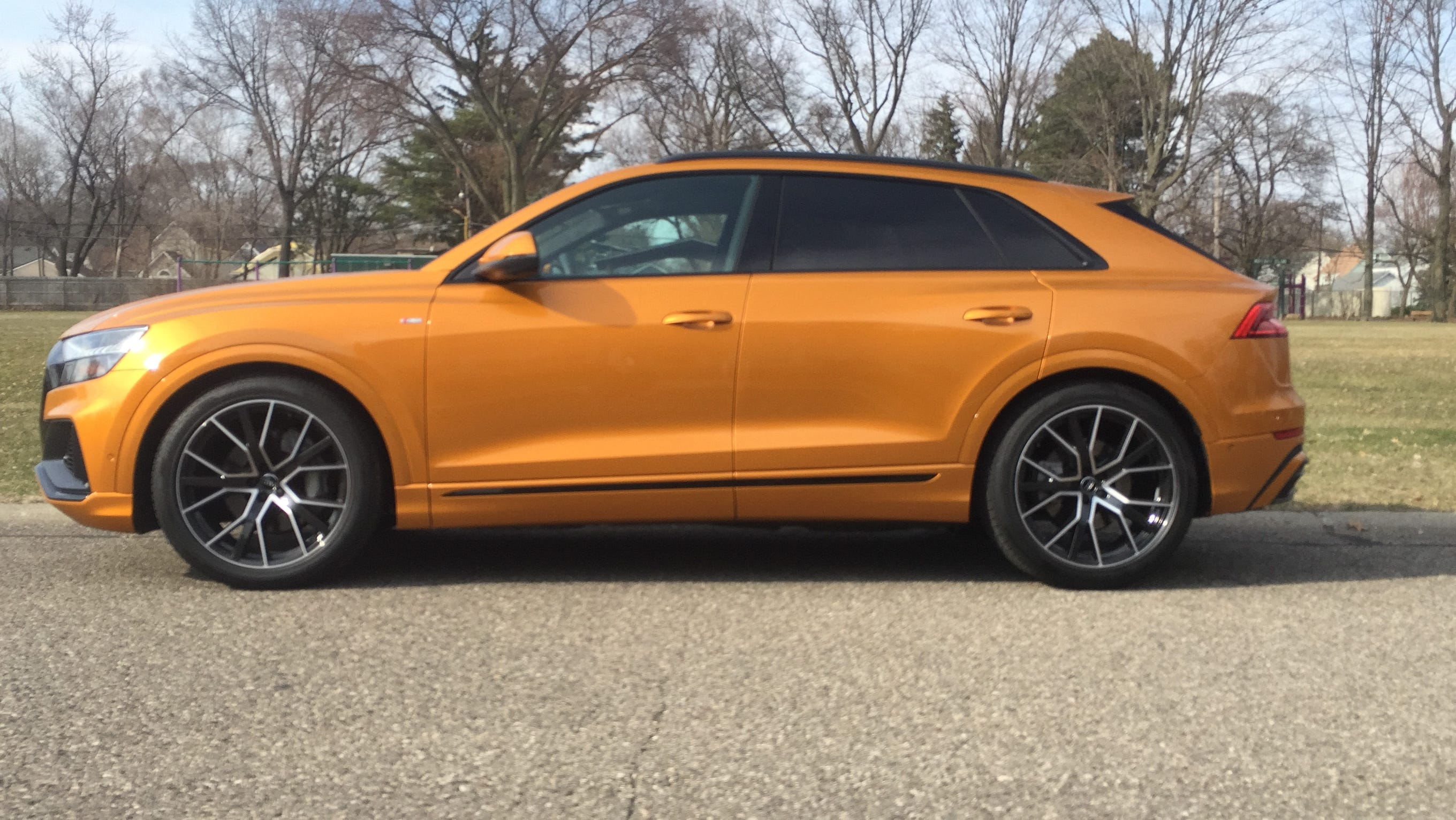 2019 Audi Q8 A New Kind Of Luxury Suv Asks If Size Matters