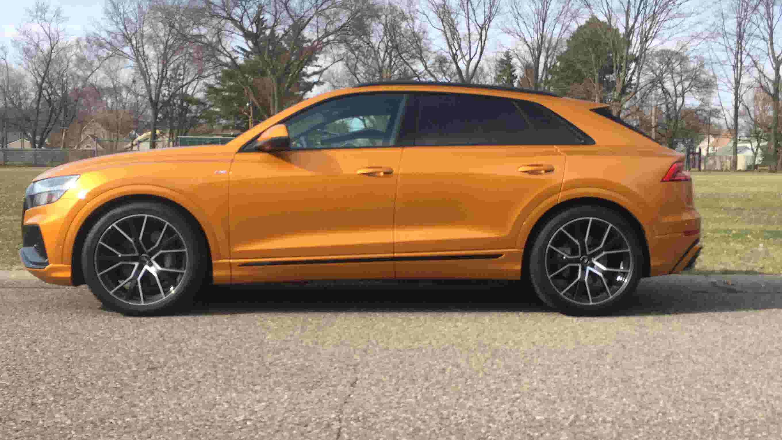 2019 Audi Q8: A new kind of luxury SUV asks if size matters