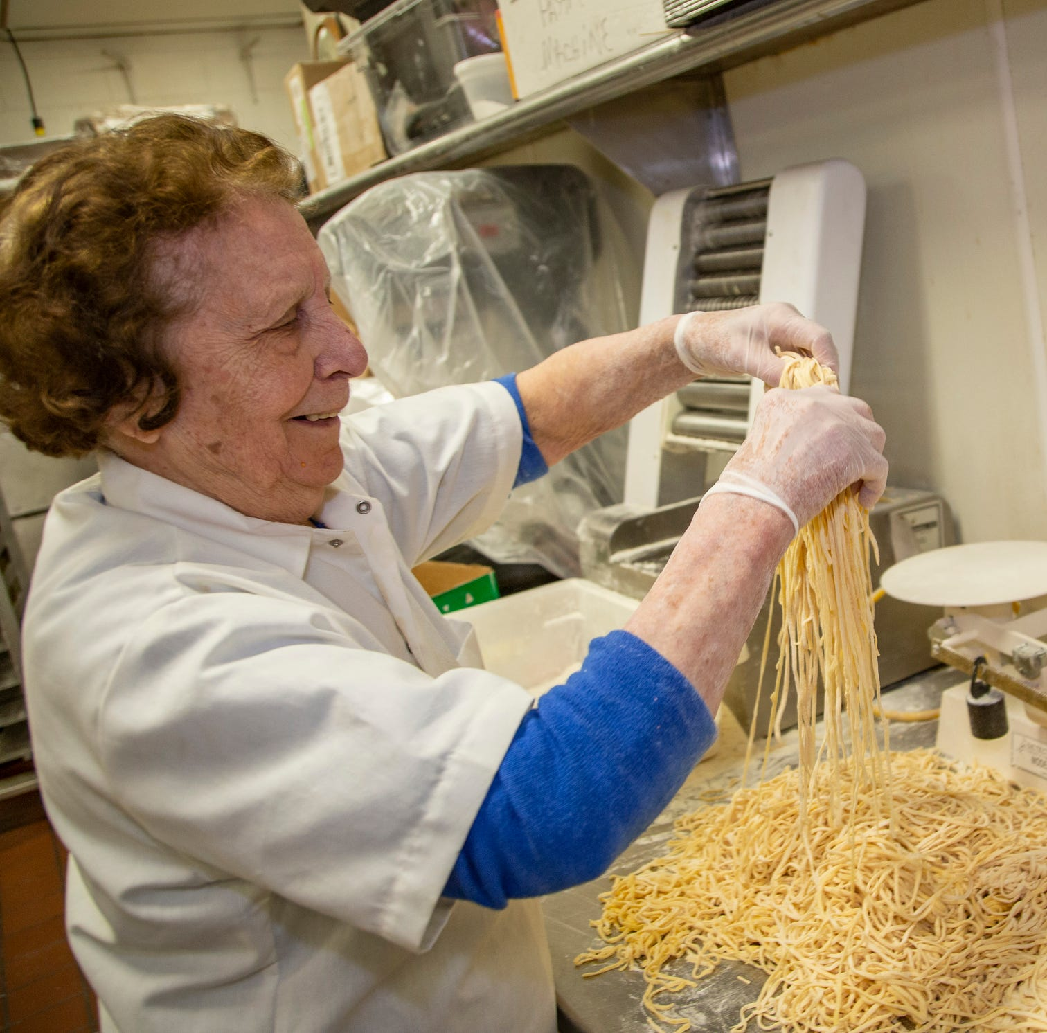 Meet the 3 women who hand make all the pastas for Andiamo restaurants