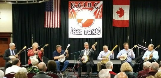 The North American International Banjo Convention will include three concerts this weekend.