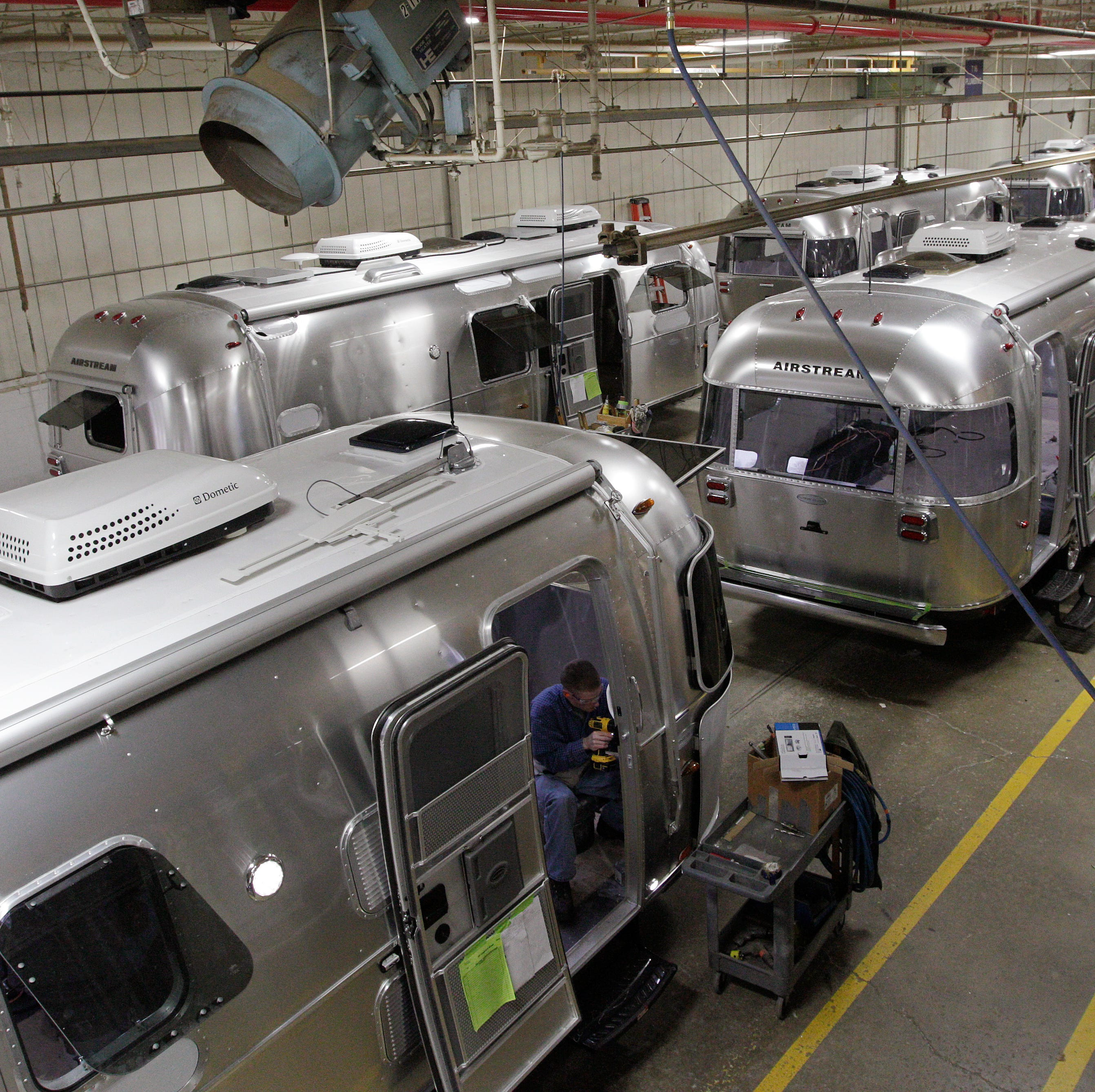 More millennials are hitting the road in trailers, RVs