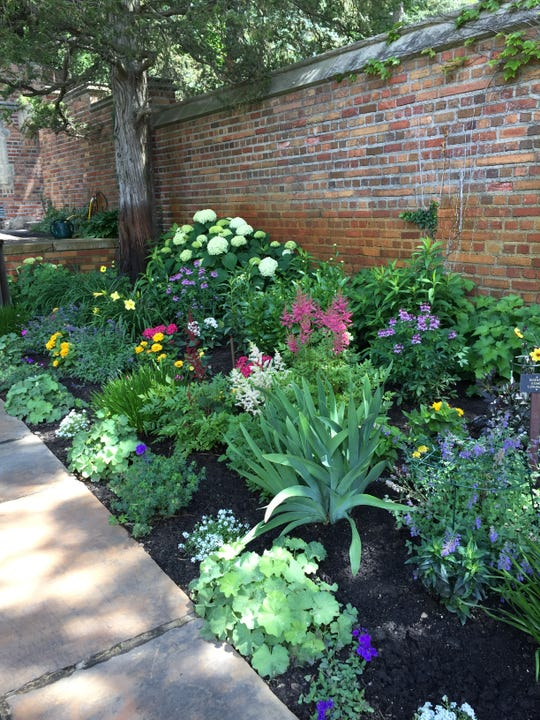 The Meadow Brook Garden Club will hold its annual Perennial Plant Sale from 8 a.m. to 2 p.m. May 16.