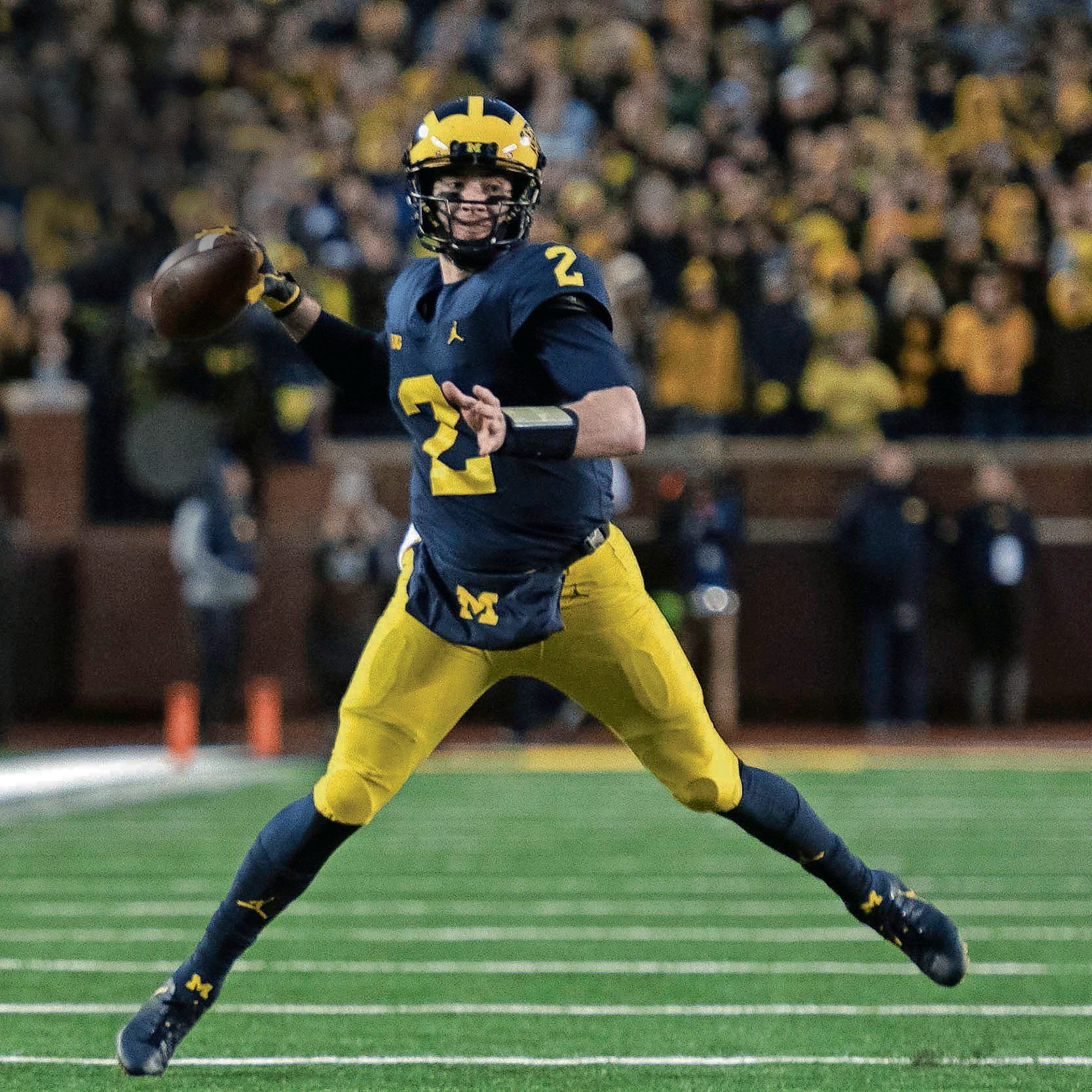 Michigan seen as likely College Football Playoff team