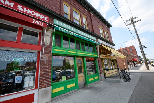 Russell Street Deli plans to close its location at 2453-2469 Russell St. following a dispute with its landlord.