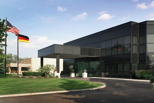 Webasto Group, a German roofing and heating systems supplier for the automotive industry, will open a $48 million manufacturing facility in Plymouth Township. This is the company's North America headquarters in Rochester Hills.