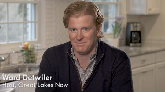 "Ward Detwiler is the host of ""Great Lakes Now,"" debuting April 30 on Detroit Public TV."