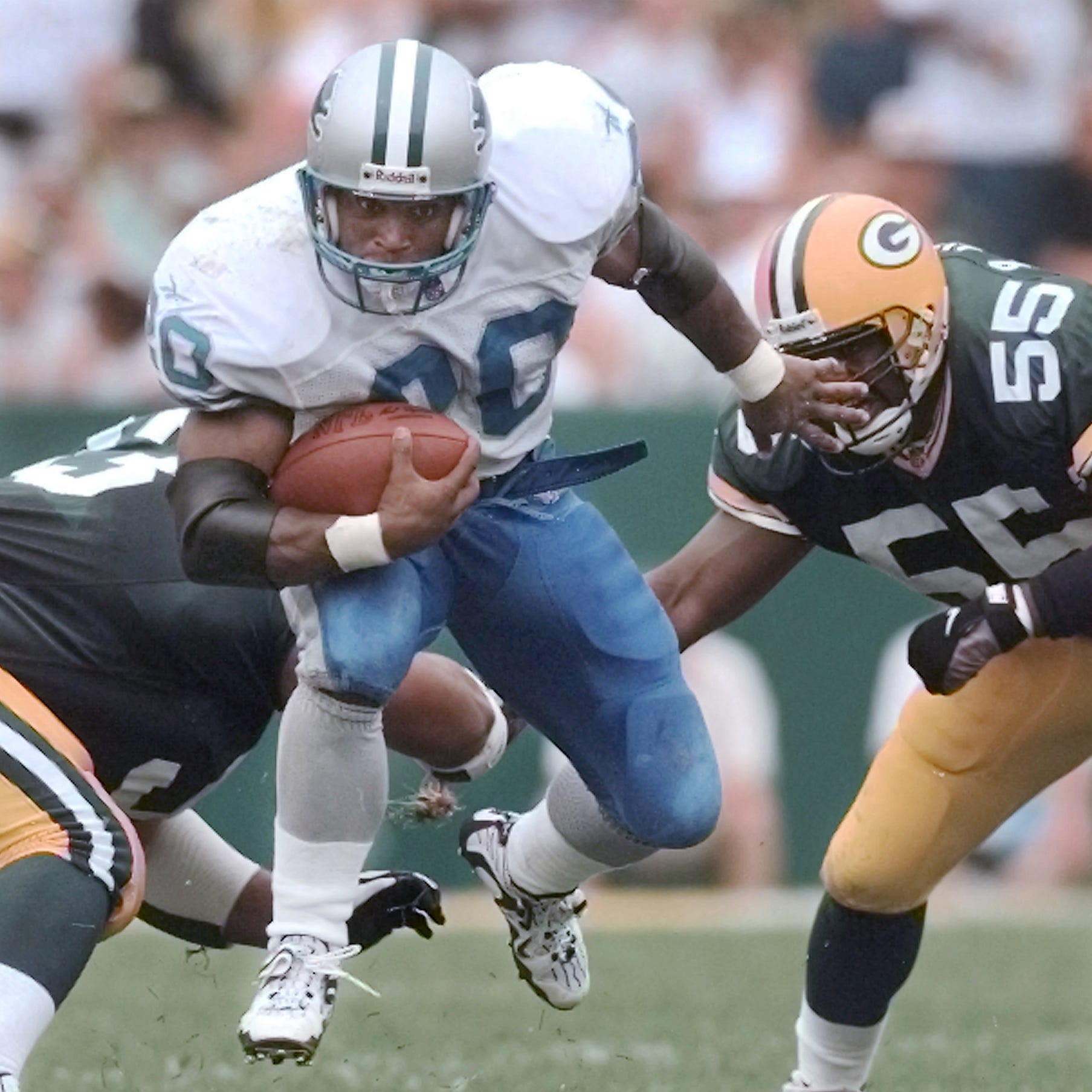 'There was no question:' In 1989, Lions were locked on Barry Sanders at No. 3 in NFL Draft