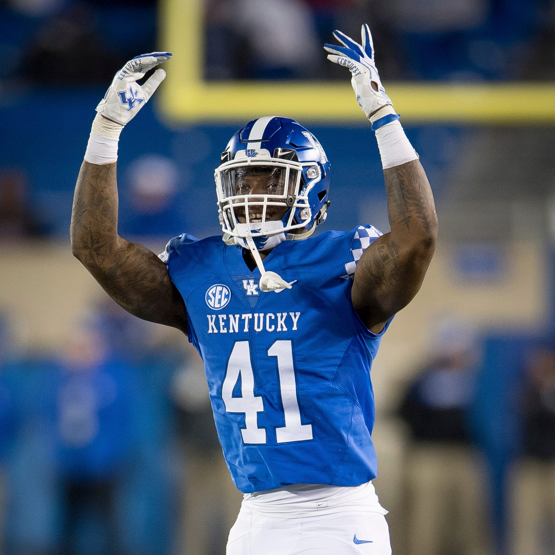 Eight prospect possibilities for Lions at No. 8 in the NFL Draft