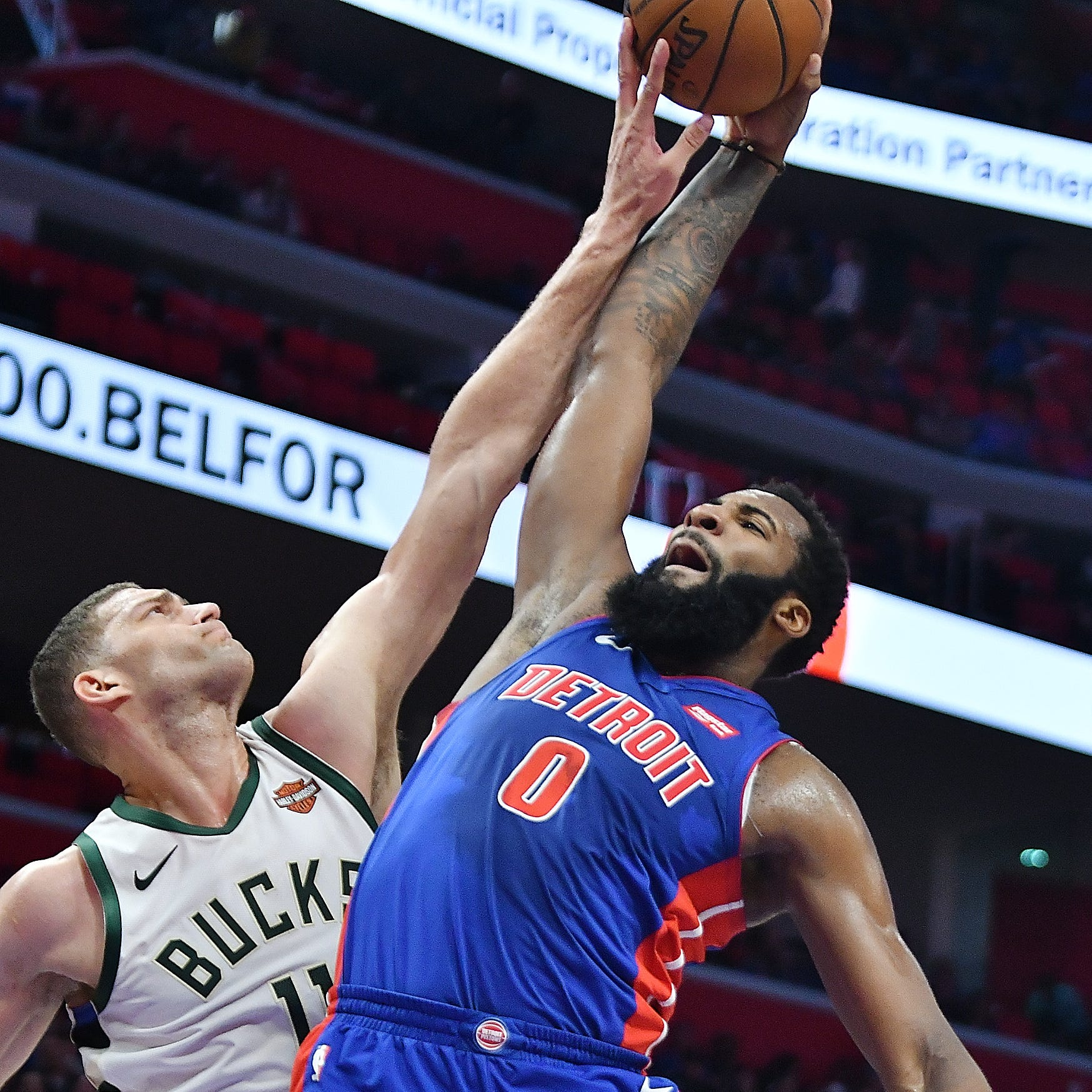 Wojo: Pistons need a whole lot more from Andre Drummond