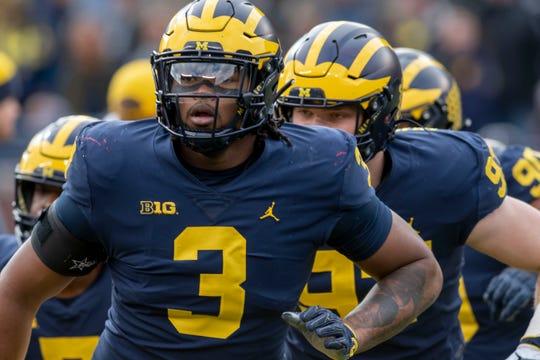 Former Michigan defensive lineman Rashan Gary has seen his NFL Draft stock fluctuate in recent weeks.