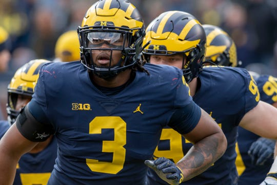 Former Michigan defensive lineman Rashan Gary has seen his NFL Draft stock fluctuate in recent weeks.