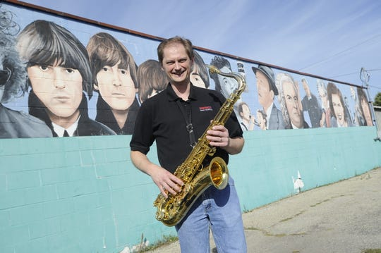 Dan Gilgenbach, owner Mike's Music and Sound, died April 18. A tribute to his life will take place Tuesday afternoon at an open jam held at the Knights of Columbus Hall.