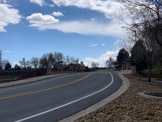 Riveride Avenue over Spring Creek has reopened.
