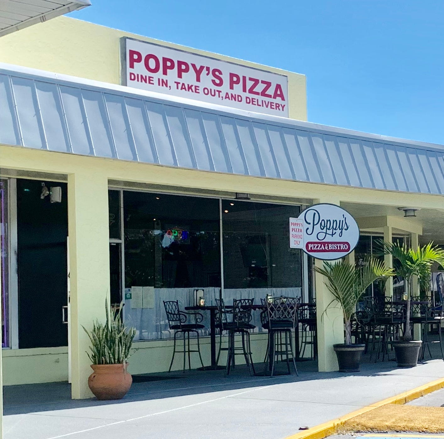 Fort Myers restaurant Poppy's Pizza & Bistro reopens days after co-owner's arrest, death