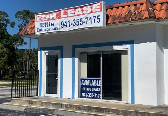 The Asian Massage, visible here on Tuesday afternoon, April 16, 2019, located at 4502 N. Tamiami Trail in Sarasota, was one of the spas raided in 2017 by the Florida Department of Law Enforcement. The spa has since been closed.