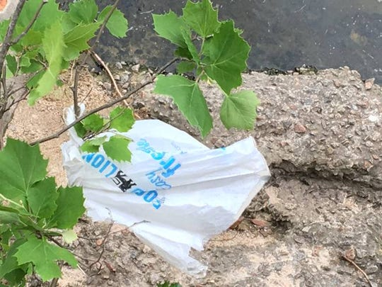 Tiny plastic particles from bags, tires and other materials that break down in the environment have shown up in Columbia waterways and drinking water.