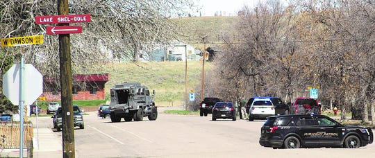 The Toole County Sheriff's Office has identified the victim in Monday's homicide in Kevin as well as the suspect, who was reportedly killed after firing on officers while barricaded in a home in Shelby.