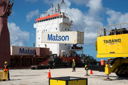 Matson contributed $357,000 in support for 96 organizations in Guam and Micronesia in 2018