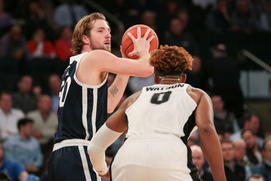 Joey Brunk will have two years of eligibility at IU after his transfer from Butler.