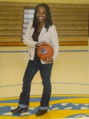Martha Isbell is the girls junior varsity basketball coach at Lake View High and the assistant girls varsity coach.