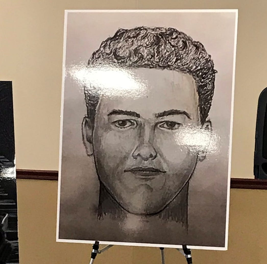 Delphi murders: New sketch of killer, video from Libby's phone released