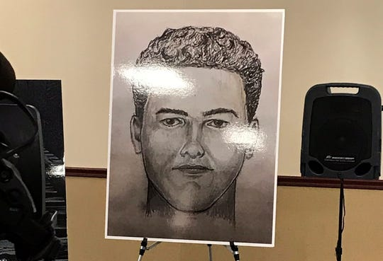 Newly released sketch of suspect in Delphi murders