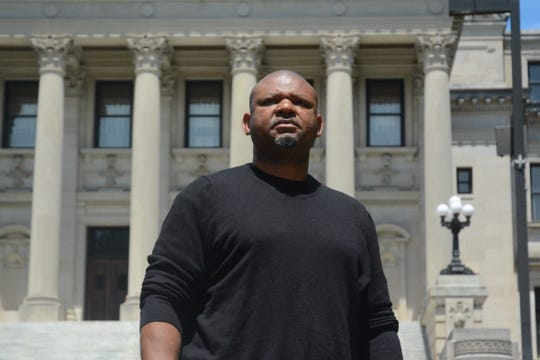 Robert Davis, a community advocate in Jackson, Mississippi, and a former high-ranking gang leader, is negotiating with the city to lease the long-shuttered Medgar Evers Community Center in his north Jackson neighborhood and turn it into a library and learning center where he and fellow Better Men Society members can mentor at-risk youth.