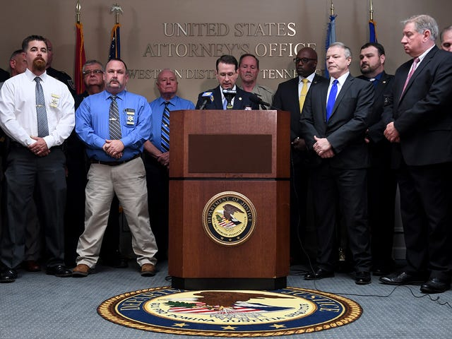 19 indicted in rural West Tennessee drug trafficking crackdown