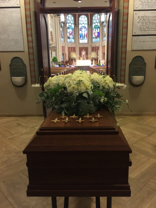 Each funeral held through this ministry, is complete with flowers, pall bearers and congregants and given the same respect and care as they would any other.